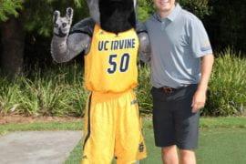 Former hoops star still on UCI's team