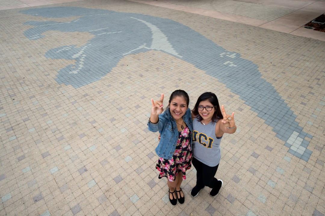 Anteater Academy graduates