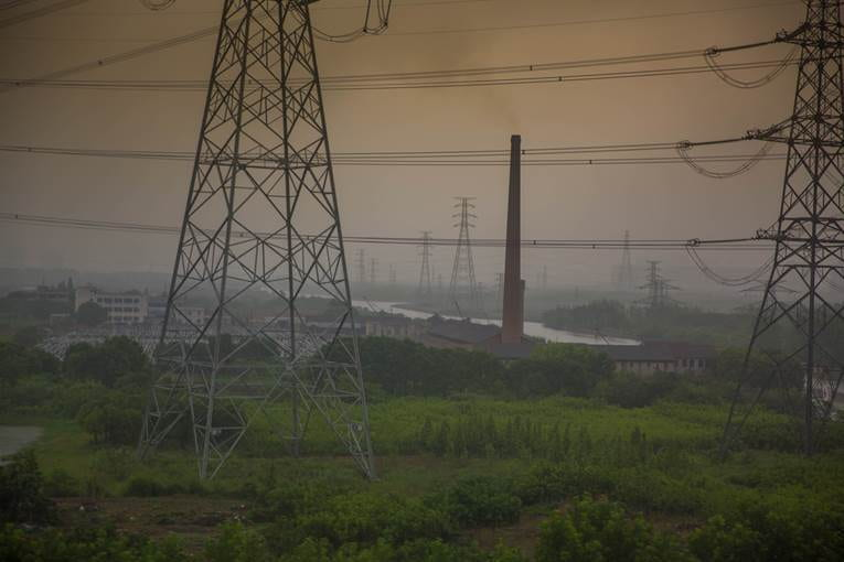 Goods manufactured in China not good for the environment, study finds