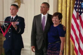 Vicki Ruiz receives National Humanities Medal from President Obama