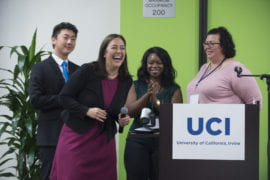 UCI, United Way launch OC Working Together
