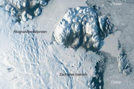 Massive northeast Greenland glacier is rapidly melting, UCI-led team finds