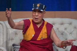 The XIV Dalai Lama