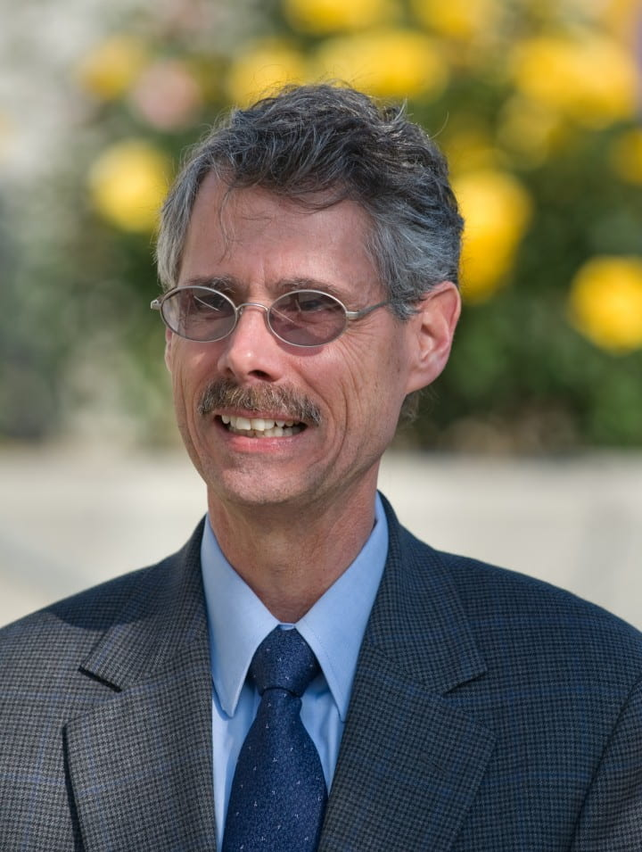 Dr. Howard Federoff, named vice chancellor for health affairs and system chief executive officer, UC Irvine Health, says he will expand UCI's clinical footprint; grow outpatient services; and implement new community healthcare delivery models.  Steve Zylius / UCI