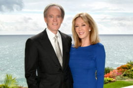 Sue and Bill Gross commit $40 million to establish nursing school