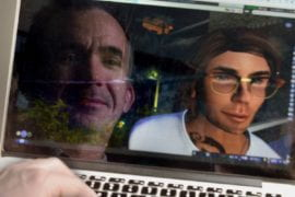 A (virtual) world without Parkinson's