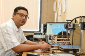 Bad vibrations: UCI researchers find security breach in 3-D printing process