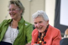 Jean Aldrich, founding first lady of UCI, dies at 96