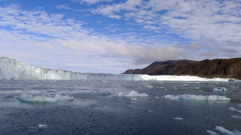 UCI and JPL find melting of Greenland's glaciers worse than previously thought