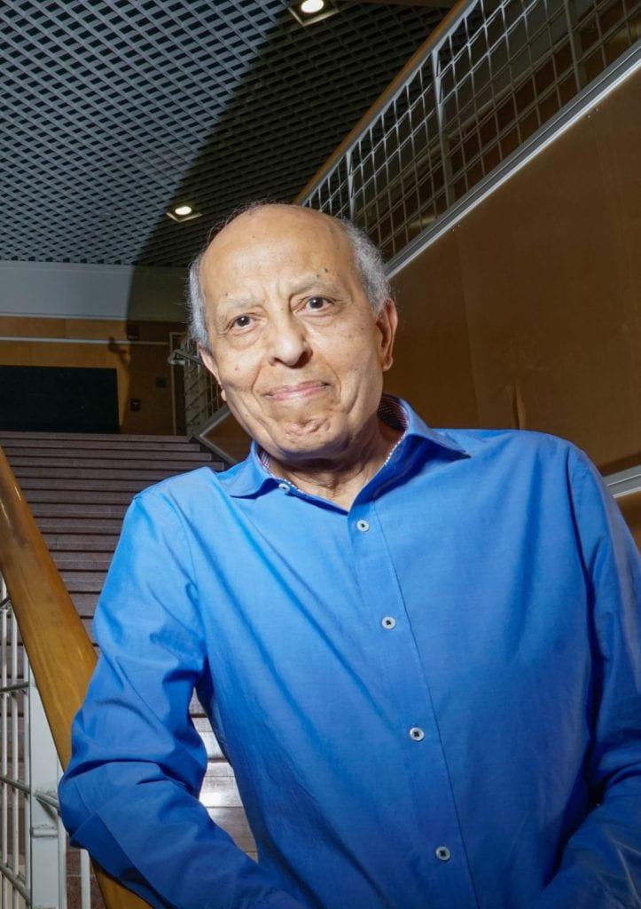 Engineering professor to get prestigious research award