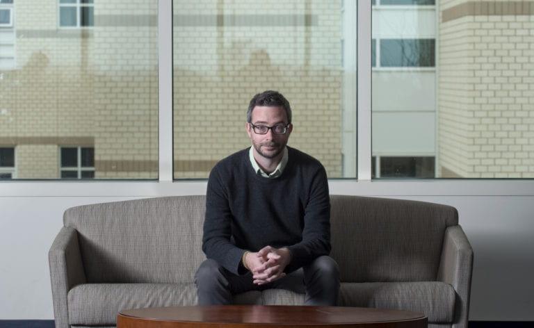 Meet Keith Murphy, UCI's professor of the year