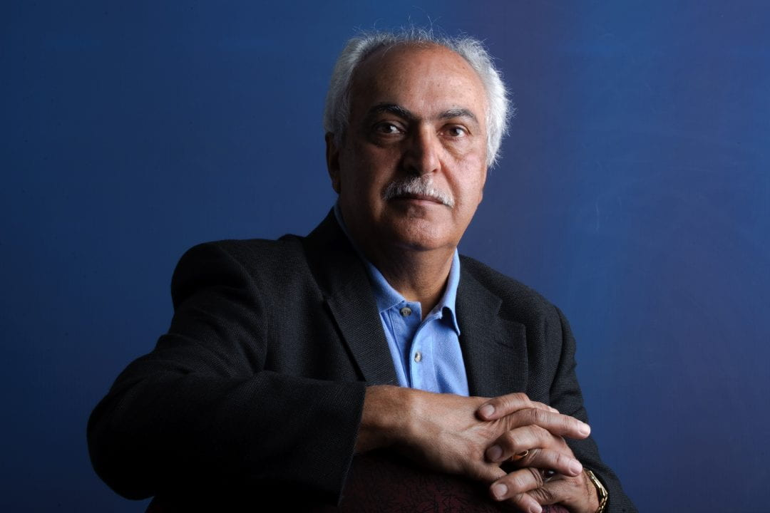 Soroosh Sorooshian, Distinguished Professor of civil & environmental engineering and director of the Center for Hydrometeorology & Remote Sensing at UCI, has been appointed chair of the Rosenberg International Forum on Water Policy.  Steve Zylius / UCI