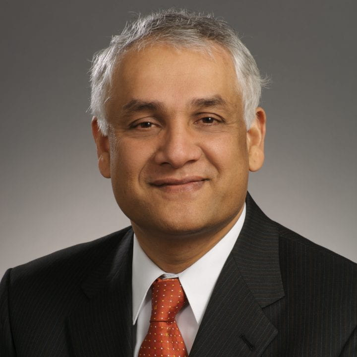 Pramod Khargonekar will assume the role of UCI's vice chancellor for research on June 30. Courtesy of the National Science Foundation.