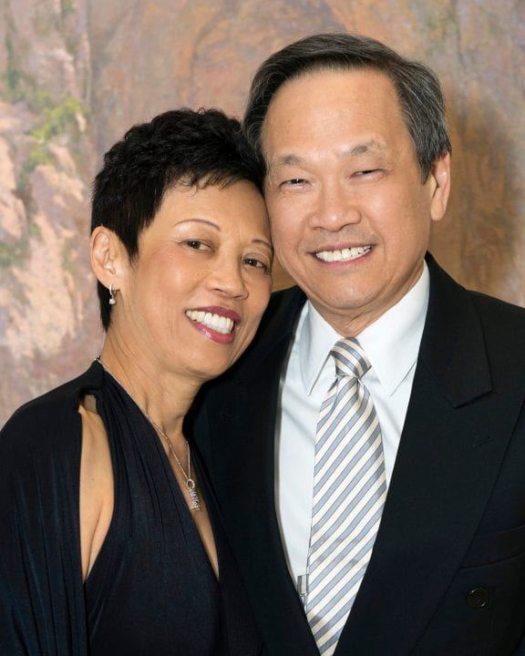 John S. and Marilyn Long
