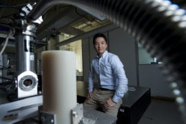 UCI engineer creates new technique for testing nanomaterials