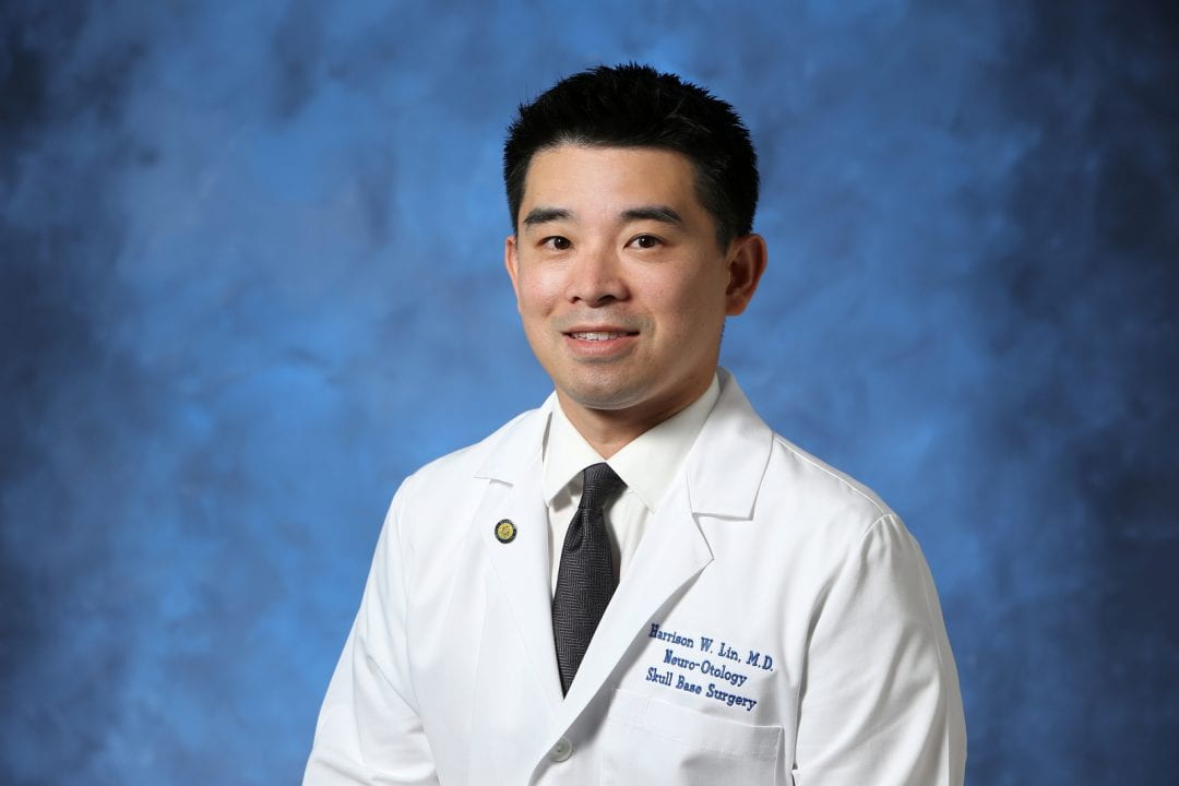 UC Irvine Health otolaryngologist Dr. Harrison Lin hopes the analysis calls attention to this common health problem.