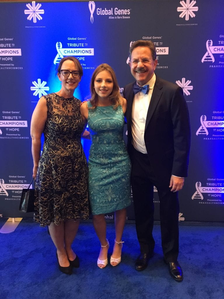 Lander, Calof honored for rare disease breakthroughs