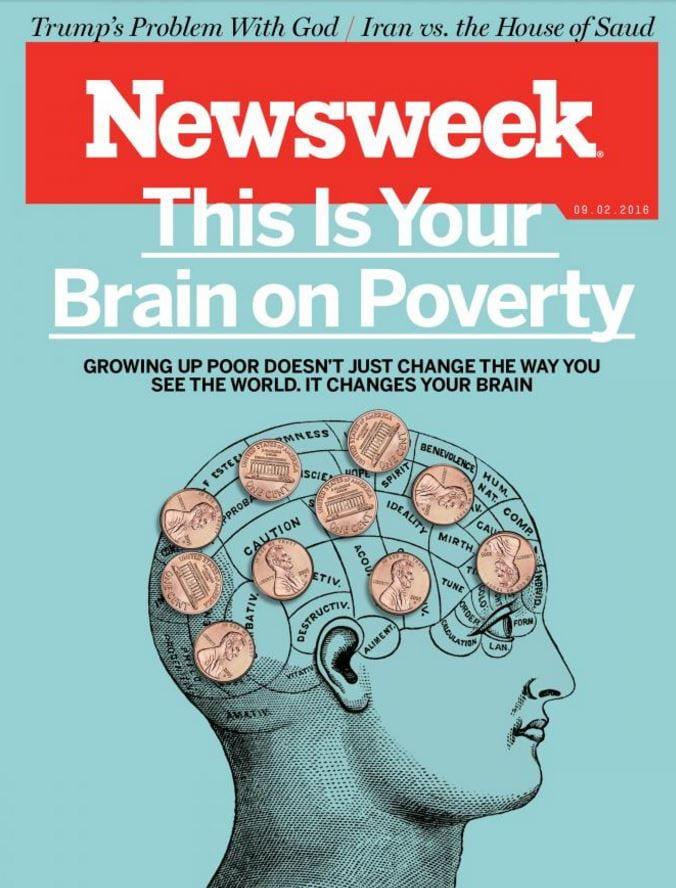 Associate professor pens Newsweek cover story
