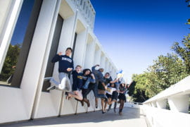 UCI ranked 9th among nation's public universities by U.S. News & World Report