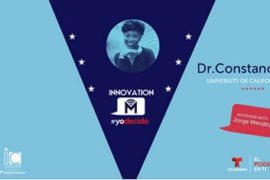 Education scholar delivers keynote speech at inaugural Innovation M Conference