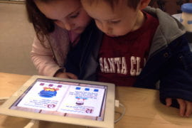 Enhanced e-book features unrelated to narrative may reduce learning for preschoolers