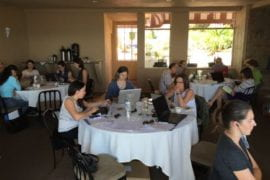 Biannual faculty writing retreat launched