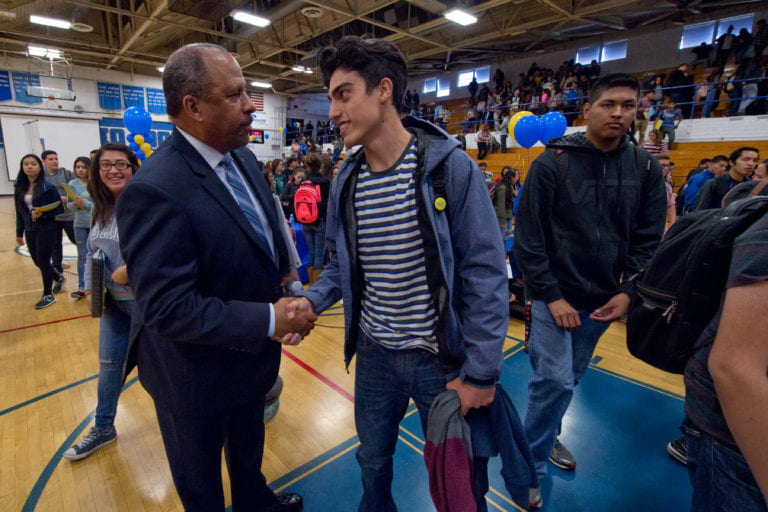 UCI vice chancellor to speak at Compton High School on higher ed opportunities