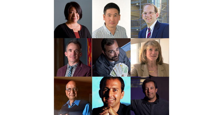 9 UCI researchers named AAAS fellows