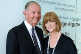 Gavin and Ninetta Herbert pursue vision for improving eye health with $5 million estate gift to spur breakthrough retinal research