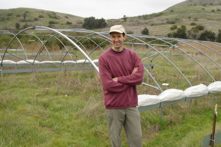 UCI-led bio sci team awarded $3 million by DOE to investigate drought impact on soil microbes