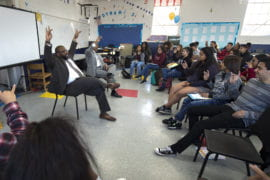 UCI vice chancellor speaks at Compton High School on higher ed opportunities