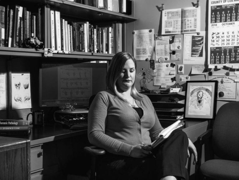 UCI associate professor's story about alumna, forensic evidence is published in magazine