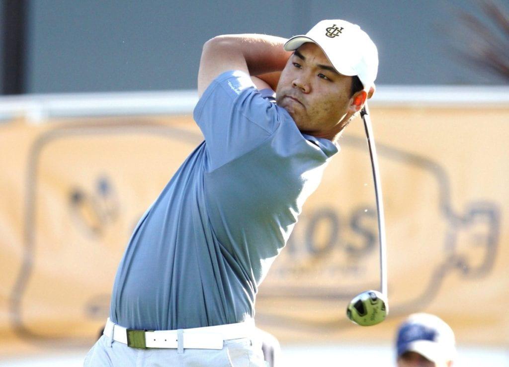 Alum John Chin qualifies for PGA's Sony Open