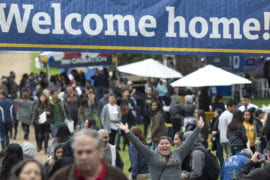 UCI Homecoming to welcome back thousands of alumni
