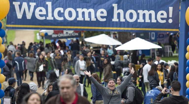 UCI Homecoming to welcome back thousands of alumni