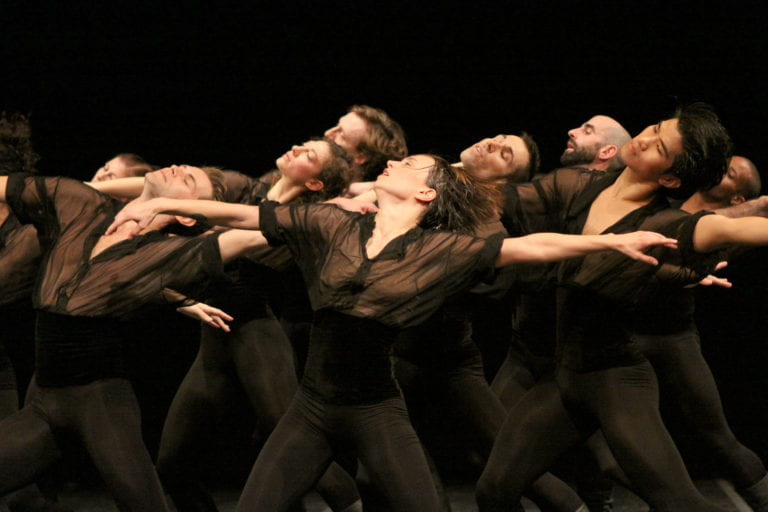 Dance Visions 2017 brings master choreographers to the Irvine Barclay Theatre