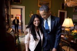 Presidential sidekick