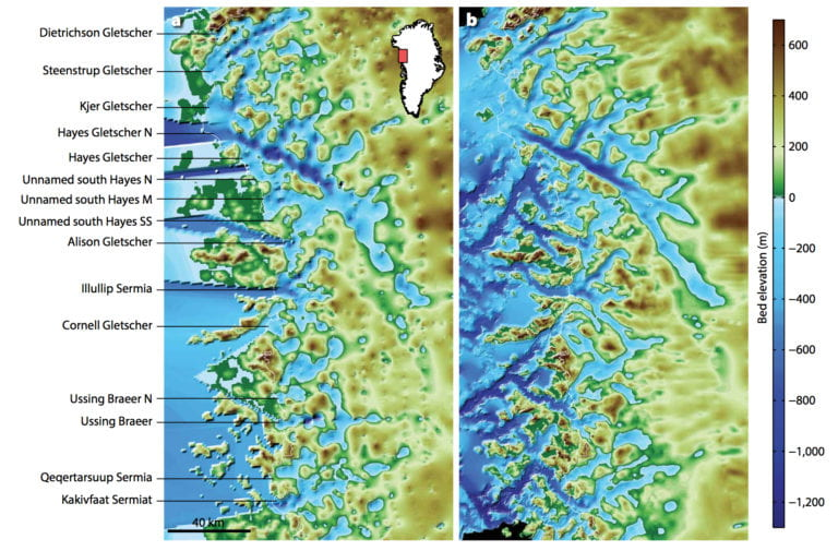 UCI, NASA reveal new details of Greenland ice loss