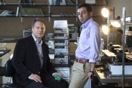 UCI engineers develop powerful millimeter-wave signal generator