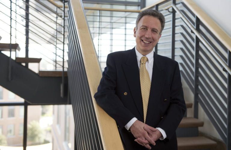New ICS dean hopes to spur spirit of discovery
