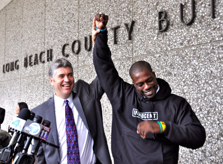 UCI Newkirk Center for Science & Society named home for National Registry of Exonerations