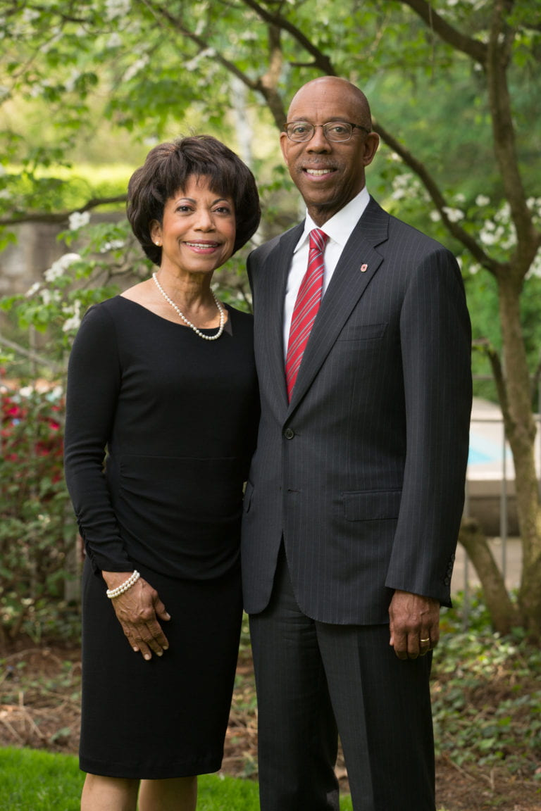 Chancellor Emeritus Michael Drake and Brenda Drake to receive 2017 UCI Medal