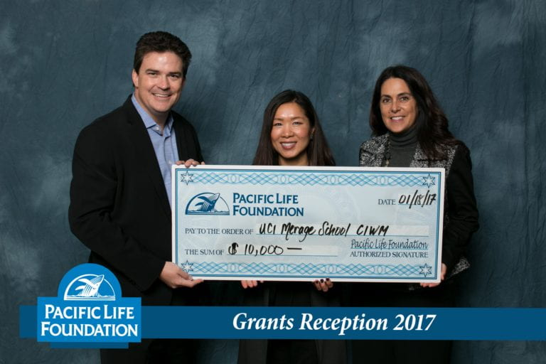 Business school's financial literacy program for teens gets $10,000 from Pacific Life Foundation