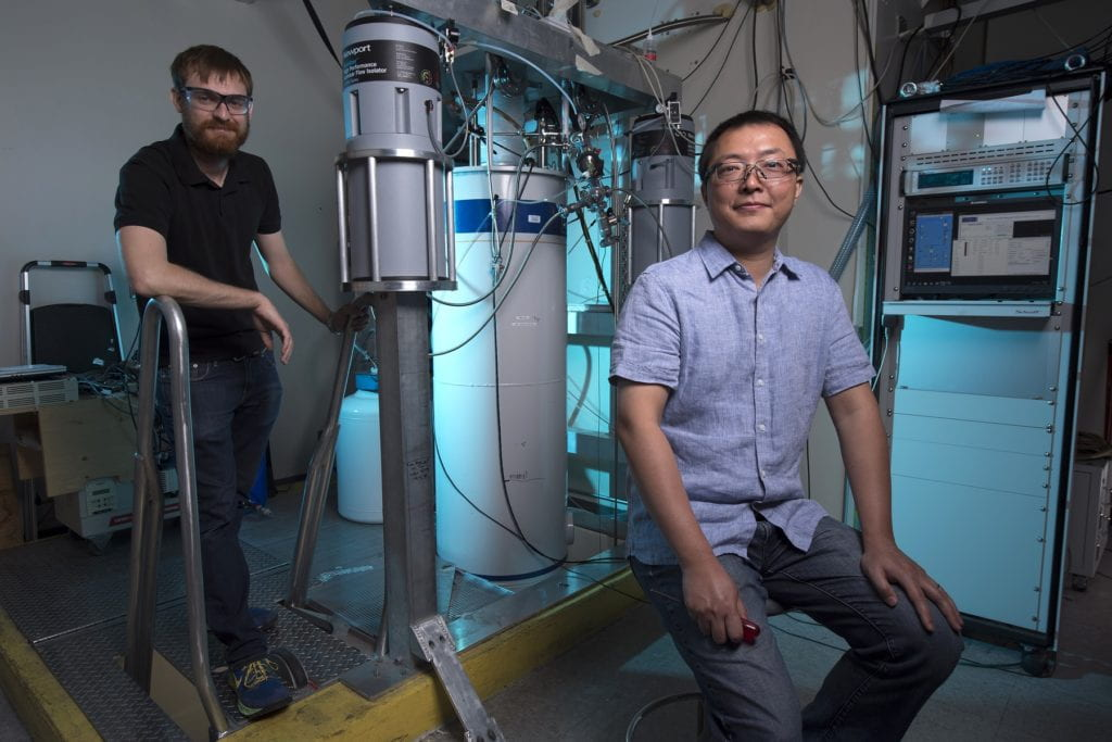 UCI's new 2-D materials conduct electricity near the speed of light