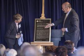 Rowland Hall earns chemical landmark status