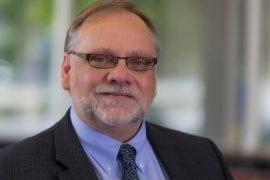 Dan Burk wins Fulbright cybersecurity award