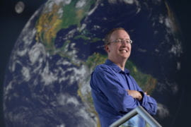 UCI's James Randerson is elected to National Academy of Sciences