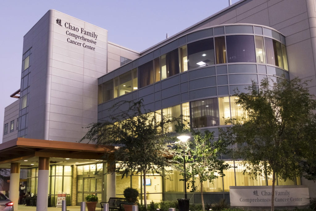 Chao family fights cancer with $5 million gift to UC Irvine Health