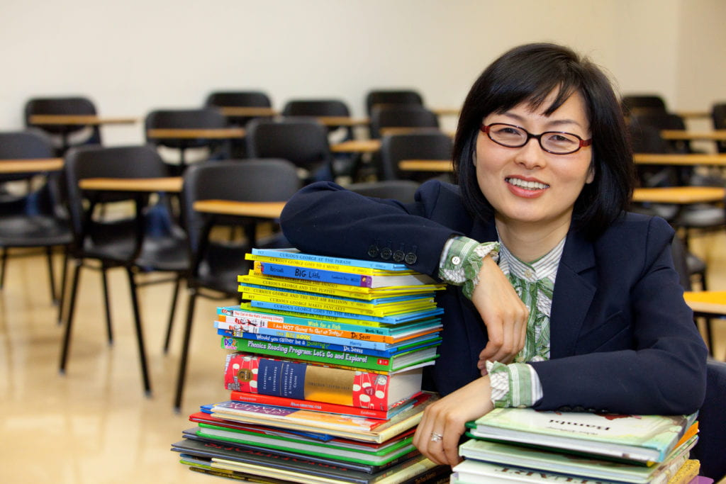 Education professor gets grant to develop writing program for grade school students