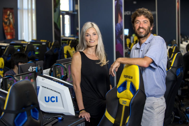 UCI informatics professors relaunch center on computer games, learning and society